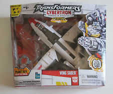 Transformers Cybertron Autobot Wing Saber Cyber Planet Key Ultra Class MIB