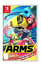 New factory sealed Arms EU/English version (Nintendo Switch, 2017)