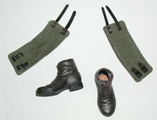 Jurgen -  Boots w/ Gaiters - 1/6 Scale - Dragon Action Figure