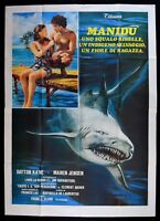 M131 Manifesto 4F Manidu 'Eine Hai Rebel Tha Shark The Jaws Indigene