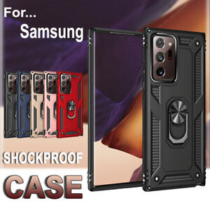 For Samsung Galaxy S21 S20 Plus Note 20 Ultra Case Shockproof Heavy Duty Cover