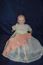 Antique German Bisque Baby