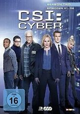 CSI CYBER - SEASON 2 Volume 1 -  DVD -PAL Region 2 -Sealed C.S.I.