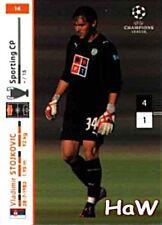PANINI Champions League 2007/2008 07 08 Vladimir Stojkovic Nr. 14 - Sporting CP