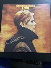David Bowie – Low - VG Vinyl LP Record