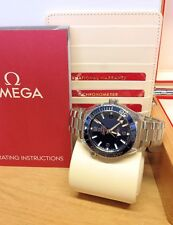 OMEGA Seamaster Planet Ocean Co-axial Master Chronometer 43.5mm 2016