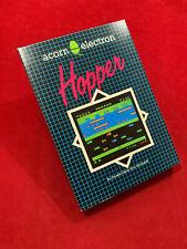 Acorn Electron Hopper game Cassette Acornsoft