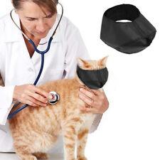 Safety Cat Muzzle Nylon Cat Calm Treatment Adjustable Bathing Grooming Muzzle