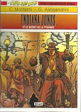 INDIANA JONES   ET LE SECRET DE LA PYRAMIDE    EDITIONS BAGHEERA