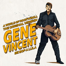 CD Gene Vincent - Be Bop A Lula