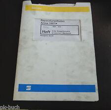 Werkstatthandbuch Seat Arosa 4 Zylinder Einspritzmotor 2V AER AEX 03/1997