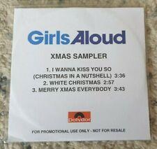 GIRLS ALOUD - XMAS SAMPLER CD - PROMO- RARE
