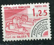 FRANCE TIMBRE   PREOBLITERE  N° 175  OBL  FORT DE SALSES