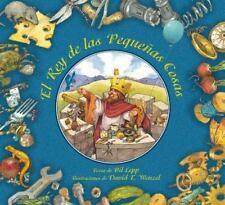 El rey de las pequenas cosas (Spanish Edition)-ExLibrary