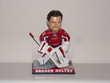 BRADEN HOLTBY Washington Capitals Bobble Head 2016 Goalie Special Edition *New*