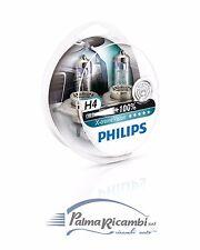 COPPIA LAMPADE AUTO PHILIPS H4 X-TREME VISION 12V 60/55W +100% LUCE