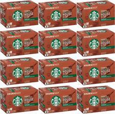 Starbucks DECAF House Blend Coffee Keurig K-Cup 120 Count Best Before 10/2019