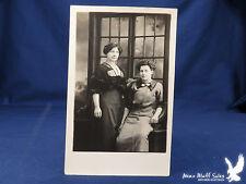 Algot Anderson St. Paul Minn RPPC 2 Ladies Sisters? Quite Lovely