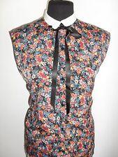 Camicia  Blusa ZARA BASIC con Stampe e Colletto  Bon Ton  Tg. M COMPRALO SUBITO