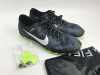 New NIKE Zoom Rival XC Mens Track Sprint Running Spike Shoes 749349-017 Size 12