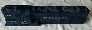 Lionel / Williams GP 7 Chesapeake and Ohio Diesel SHELL Excellent+