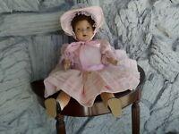 "Effanbee ??  Rosemary?? Composition 23 ""   Sleep Doll 1925 Sale"