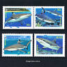 2005 - Australia - Cocos (Keeling) Islands - Reef Sharks - set of 4 - MNH