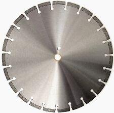 18 Laser Welded Segmented Diamond Saw Blade For Hard Concrete Hard Brick Stone