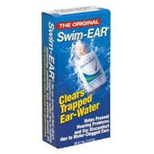 Swim-Ear Ear-Water Drying Aid, 1 fl oz (3 Pack)