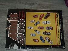 $$ Revue Minis Autos N°42 Alpine Bruno Saby  Porsche 934  Ligier F1  Porsche 936
