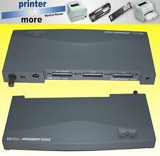 HP 3-fach Printserver Jetdirect 500X J3265A mit Software CD und Netzteil