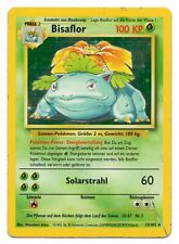 Pokemon Bisaflor Venusaur Holo 15/102 Basis TCG#3 LP DE Rarität PP&FAST