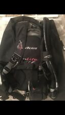 New w tags Aeris Exlite Weight Integrated Bc Buoyancy Compensator Devices