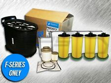 6.0L TURBO DIESEL AIR FILTER, 4 OIL AND FUEL FILTER KIT - REPLACES FA1746 FD4604