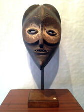 Masque NGBAKA H=30/50cm RDC Congo, African mask DRK Kongo NGBAKA, collection art