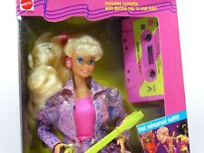 "1989 Mattel Barbie and The Beat ""Barbie"" #2751 New"