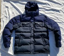 Marmot Fordham Down Jacket Insulated Puffer Coat Arctic Navy Blue Men's XL NWT