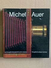 Michel Auer, The Guide to Antique Cameras, Hardback book, 1990