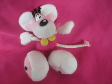 PELUCHE DIDDL 10CM DEPESCHE GERMANY
