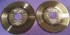 Jerry Gray GLENN MILLER Greats! 2-45 Records Set 10 Songs TOPS Records 12-610