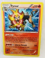 Authentic Pyroar Pokemon Card New