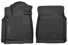 2007-2011 Toyota Tundra Husky X-Act Contour Black Front Floor Liners Free Ship