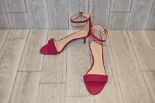 Nine West Leisa Heels - Women's Size 8.5 W - Pink