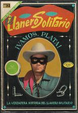 1971  EL LLANERO SOLITARIO THE  LONE RANGER # 237 SPANISH MEXICAN COMIC NOVARO