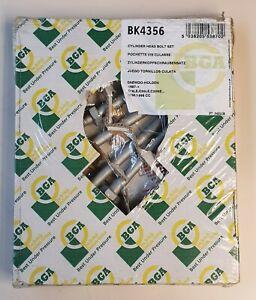 HEAD BOLTS SET FITS VAUXHALL ASTRA CARLTON CAVALIER BGA BK4356