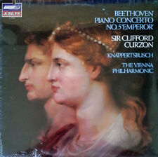 BEETHOVEN / PIANO CONCERTO NO. 5 EMPEROR  - LONDON FFRR JUBILEE - SEALED LP
