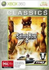 Saints Row 2 Xbox 360 Game USED
