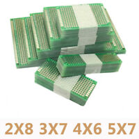 20pcs/lot Double Side Prototype Diy Universal Printed Circuit PCB Board Protoboa