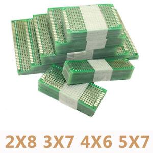 20pcs/lot Double Side Prototype Diy Universal Printed Circuit PCB Board Protoboa