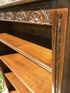 Jaycee Oak Bookcase